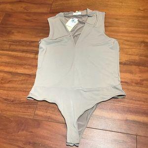Bodysuit- nude